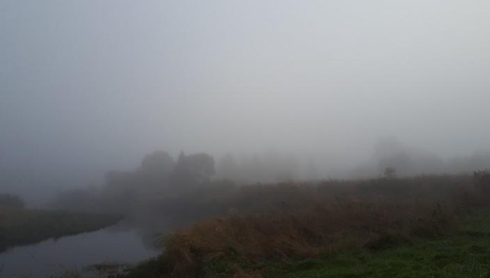Туман над Гумбаркой